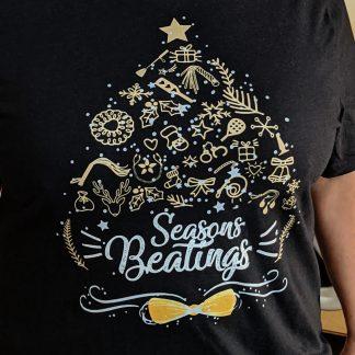 Seasons Beatings T Shirt