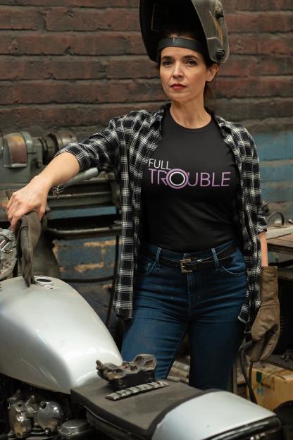 Full Trouble Tee